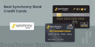 best synchrony bank credit cards for