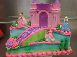 Disney Princess Castle Cake Cakesplosion