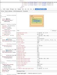 cy.click() failed because element is effective width and height of ...