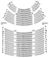 Seating Charts Shenandoah University Conservatory Performs