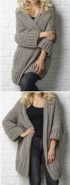 Crochet Oversized Sweater Pattern Amazing Oversized Chunky Sweater Pattern Gorgeous Crochet Ideas