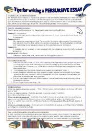 persuasive essay outline worksheet ideal essays worksheets