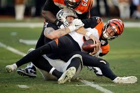 Raiders Struggle Against Bengals But Get What They Played