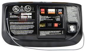 liftmaster chamberlain 4107 6c garage door opener circuit board