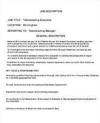 Telemarketing Resumes Telemarketing Resume Samples Telemarketing Resume Meaning In Chinese