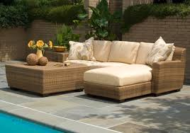 outdoor wicker furniture in a variety of styles from patio ions