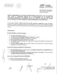 Minuta Reuniones 23 09 15 Morelos