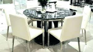 modern large dining table modern d dining table s intended for ideas modern round dining table