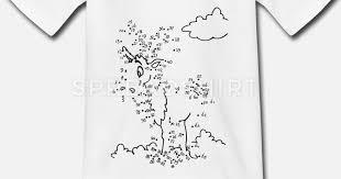 Kleurplaat Teenager T Shirt Spreadshirt
