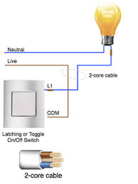 how do external circuits in light switching units (such as 3 way light switch wiring at Single Light Switch Wiring