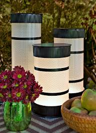 do it yourself outdoor lighting. perfect outdoor tube lights brought to you by loweu0027s creative ideas make lighting exciting  with these simple light tubes fashioned out of textured plastic sheets and metal  in do it yourself outdoor lighting d