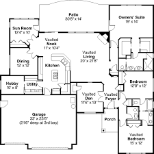 2700 sq ft 2 story house plans