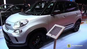 fiat 500l interior automatic. 2015 fiat 500l beats edition exterior and interior walkaround 2014 paris auto show youtube 500l automatic