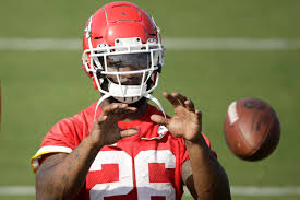 Chiefs Rb Depth Chart 2018 Camp Observations With Additional Reps Chiefs Searching