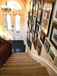 picture frames on staircase wall. Stairway Wall Decor Staircase Decorating Ideas Home Images . Picture Frames On R