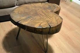 wood log coffee table cabin coffee table log coffee tables log coffee table with metal legs wood log coffee table