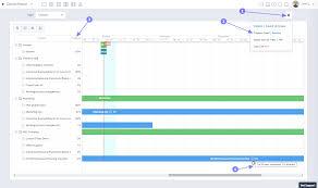 Freedcamp Gantt Chart Gantt For Projects Project Progress Is Added Freedcamp