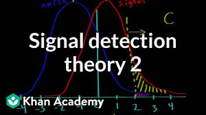 Signal detection theory - part 2 (video ...