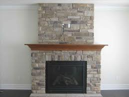 uncategorized stacked stone tile fireplace surround unbelievable on interior with fresh stacked veneer diy faux stone