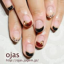 Calgel ネイルblog 深爪噛み爪二枚爪の改善は京都ネイルサロンojas