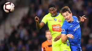 Sterk KAA Gent blijft puntenloos achter tegen KRC Genk