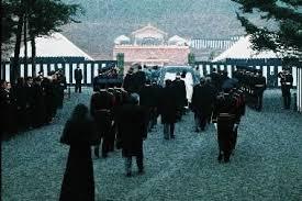 「1989年 - 昭和天皇の大喪の礼。」の画像検索結果