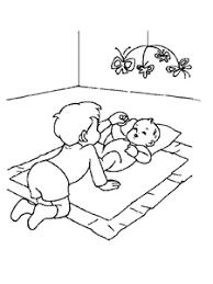Geboorte Kleurplaten Animaatjesnl