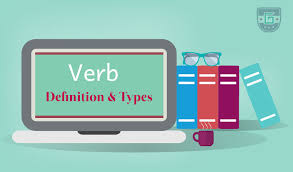 Verb Types Chart Verb Definition Types Learn English