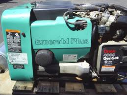 used rv commercial generators r k products used onan 4 0bgefa26100 spec k runs great
