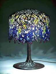 tiffany lamp shade. Dale Tiffany Lamp Shade Like Shades Flower And Butterfly