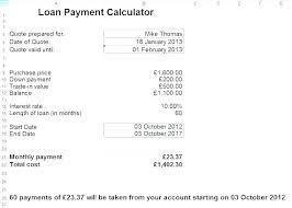 amortization car loan calculator monthly loan calculator excel peero idea