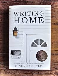 cindy la ferle s home office my essay collection writing home is still available locally at yellow door art market in berkley and paper trail books in downtown royal oak