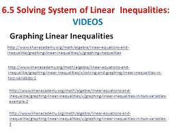solving systems of linear inequalities by graphing math equations v solving linear 2 math for kids