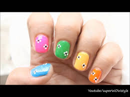 Easy Nail Designs For Kids & Beginners (Nail Art Using Toothpick ...