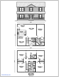 small house floor plan inspirational baby nursery 2 level house simple story small house floor plans