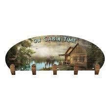 Cabin Coat Rack Next Innovations Cabin Time 100 Hook Coat Rack Reviews Wayfair 61