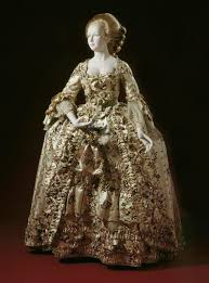 "the ""beau monde"" high fashion of the th century minute history w s dress and petticoat stomacher robe a l anglaise"