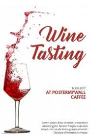 Wine Border Template Customize 1 750 Restaurant Poster Templates Postermywall