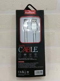 Jual cable kabel data aaron original fast terbaik termurah di Lapak Ryo  ExtraCell | Bukalapak