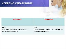 creatinine clearance calculator