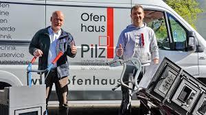 Ofenhaus Pilz Heizeinsatz Erneuerung Und Optimierungen Im