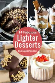 Light Healthy Desserts 14 Lighter Desserts For When Youre Eating Healthy