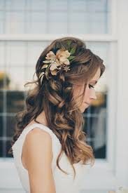 half up half down hairstyles wedding. 15 gorgeous half-up half-down hairstyles for your wedding | bridal musings half up down