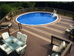 square above ground pool with deck. Square Above Ground Pool With Deck Cost Jets 40 Uniquely Awesome I