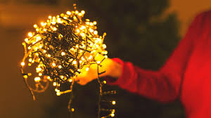 How To Straighten Icicle Lights Why Your Christmas Lights Always Get Tangled According To