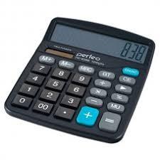 <b>Калькулятор Perfeo</b> PF_3288 (DC-838B) купить недорого с ...