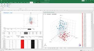 How To Make A 3d Chart In Excel 2010 Bubble Chart In 3d The Ultimate Charting Experience 5dchart
