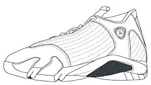 coloring pages jordans sneakers coloring pages pics shoe coloring pages drawn shoe 7 2 shoes free