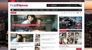 Fast News Responsive Blogger Template It Ka Damaka