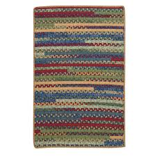 this review is from hearth rectangular sea glass 5 ft x 7 ft braided area rug
